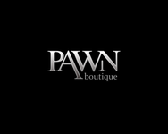 Either Midtown Pawn Boutique or just Pawn Boutique Logo - Entry #53