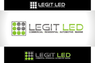 Legit LED or Legit Lighting Logo - Entry #232