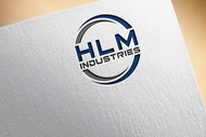 HLM Industries Logo - Entry #194