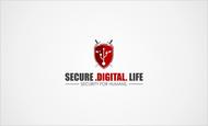 Secure. Digital. Life Logo - Entry #113