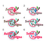 Sweet Pangea Logo - Entry #111