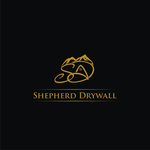 Shepherd Drywall Logo - Entry #394