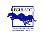 Regulator Thouroughbreds and Performance Horses  Logo - Entry #34