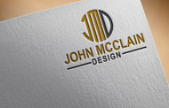 John McClain Design Logo - Entry #75