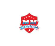 Mean Machine Logo - Entry #50