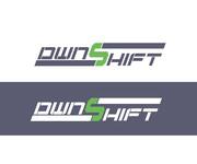DwnShift  Logo - Entry #13
