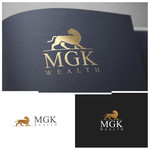 MGK Wealth Logo - Entry #313