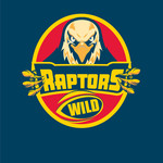 Raptors Wild Logo - Entry #193