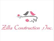 Zilla Construction, Inc Logo - Entry #31