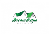 DreamScape Real Estate Logo - Entry #60