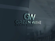 Green Wave Wealth Management Logo - Entry #213