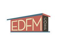 EDFM Corporation - General Contractors Logo - Entry #15