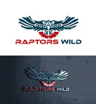 Raptors Wild Logo - Entry #373