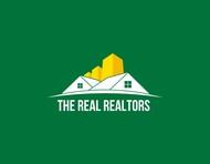The Real Realtors Logo - Entry #77