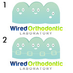 Wired Orthodontic Laboratory Logo - Entry #36