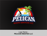 Pelican Waste Services LLC Logo - Entry #11