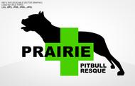 Prairie Pitbull Rescue - We Need a New Logo - Entry #90
