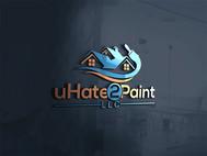 uHate2Paint LLC Logo - Entry #65
