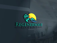 Regenerwave Men's Clinic Logo - Entry #23