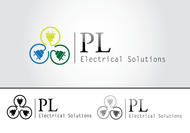 P L Electrical solutions Ltd Logo - Entry #13