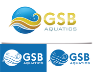 GSB Aquatics Logo - Entry #13