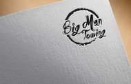 Big Man Towing Logo - Entry #59