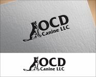 OCD Canine LLC Logo - Entry #160