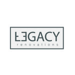 LEGACY RENOVATIONS Logo - Entry #179