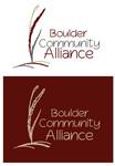 Boulder Community Alliance Logo - Entry #106