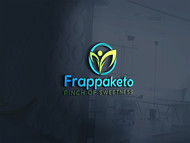 Frappaketo or frappaKeto or frappaketo uppercase or lowercase variations Logo - Entry #41