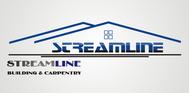 STREAMLINE building & carpentry Logo - Entry #31