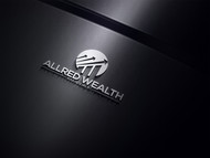 ALLRED WEALTH MANAGEMENT Logo - Entry #306