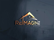 Reimagine Roofing Logo - Entry #108