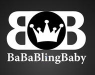 Ba Ba Bling baby Logo - Entry #16
