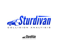 Sturdivan Collision Analyisis.  SCA Logo - Entry #101