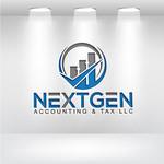 NextGen Accounting & Tax LLC Logo - Entry #568