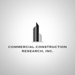 Commercial Construction Research, Inc. Logo - Entry #162