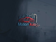 Motion AutoSpa Logo - Entry #115
