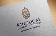 Kingdom Insight Church  Logo - Entry #128