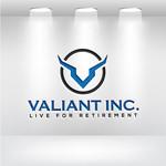 Valiant Inc. Logo - Entry #383