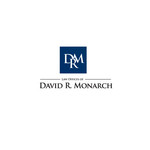 Law Offices of David R. Monarch Logo - Entry #235