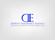 """DeWitt Insurance Agency"" or just ""DeWitt"" Logo - Entry #4"