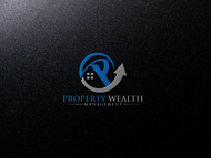 Property Wealth Management Logo - Entry #49