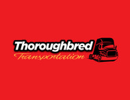 Thoroughbred Transportation Logo - Entry #112