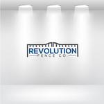 Revolution Fence Co. Logo - Entry #101