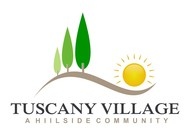 Tuscany Village Logo - Entry #111