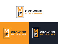 Growing Little Minds Early Learning Center or Growing Little Minds Logo - Entry #49