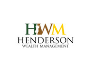 Henderson Wealth Management Logo - Entry #62
