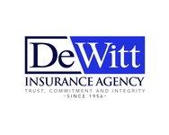 """DeWitt Insurance Agency"" or just ""DeWitt"" Logo - Entry #222"