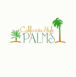 California Style Palms Logo - Entry #58
